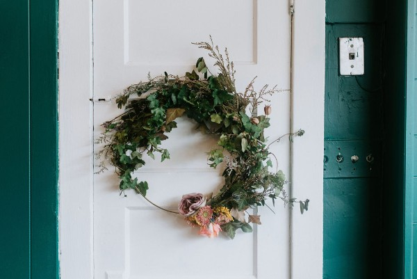 A trendy wreath-making workshop is sure to get attendees in the mood for the holidays. Photo by She Loves Me.