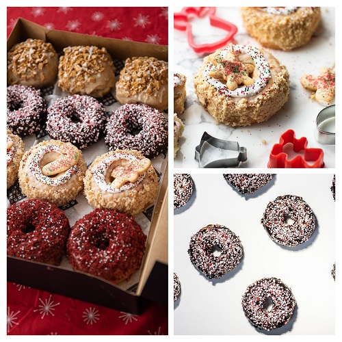 Astro Doughnuts returns holiday-centric flavors and its Mini Boxes during December. Photos by Jennifer Chase.