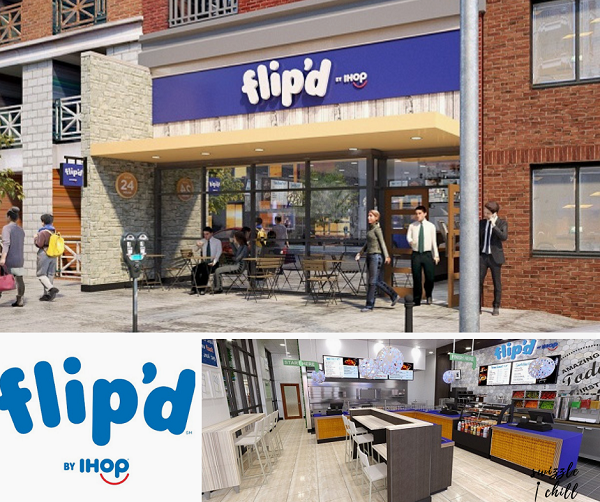 Flip'd by IHOP targets Washington, D.C. as potential early market after Atlanta opening next year. Photo by IHOP.
