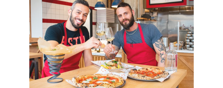 Stellina Pizzeria owners opening Anarre and second pizzeria
