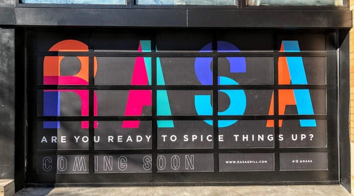 Rasa in DC readies spring 2020 opening