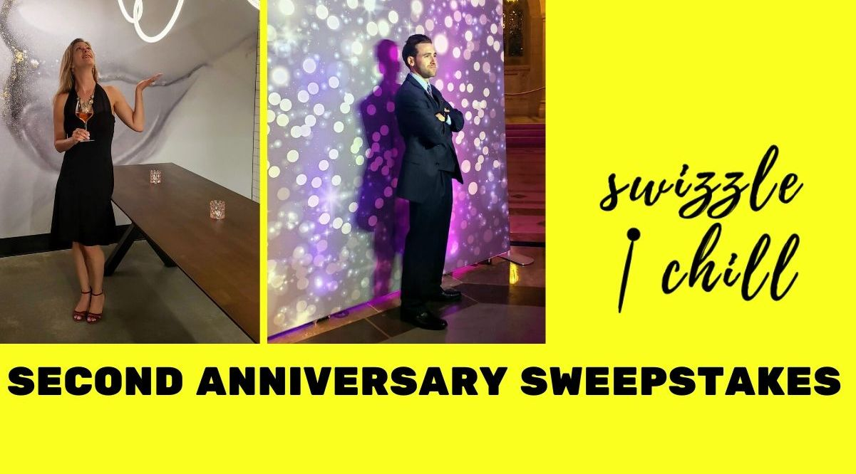 Swizzle Chill TV celebrates Second Anniversary with Sweepstakes