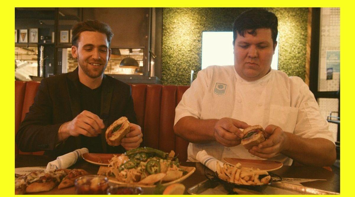 Swizzle Chill TV at Ballston Quarter Market with Hot Lola's, Copa Kitchen + Bar