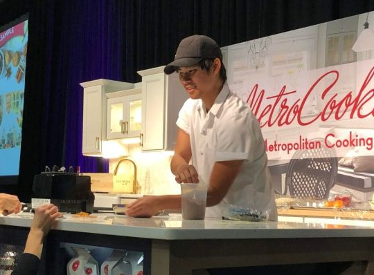 Swizzle Chill TV covers MetroCooking DC 2019