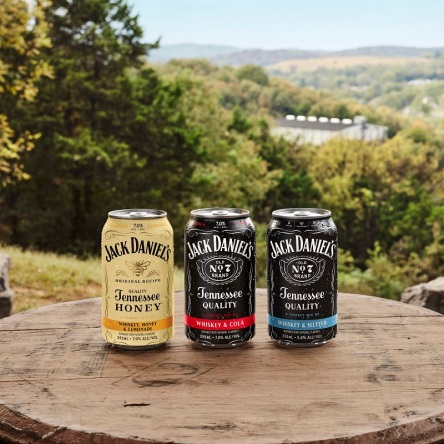 Jack Daniel Distillery launches summer cocktails in a can. Three new premixed cocktails will be available in Maryland.