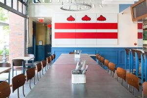 Tabla, the Washington DC area's second Georgian restaurant, will open July. 6. The restaurant's menu focuses on khachapuri and khinkali (soup dumplings). The culinary orchestra will be spearheaded by Chef Lonnie Zoeller and Supra veteran Alfredo Martinez. Input from Supra Chef Ani Kandelaki will help spur additional creativity.