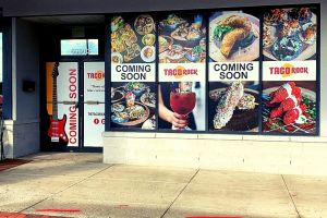 Taco Rock will add a second location in early December, opening at the Pinecrest Plaza shopping center in Alexandria