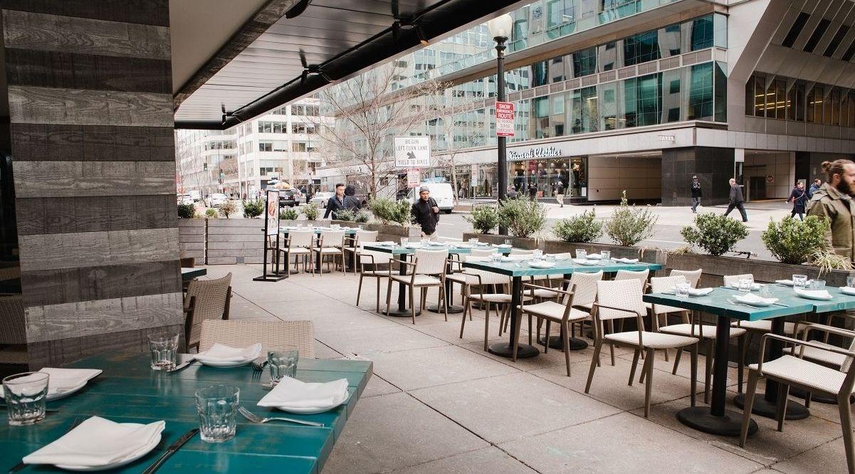 Our first Metropolitan Restaurant Week Spotlight is on Pisco y Nazca Ceviche Gastrobar off K Street near Downtown
