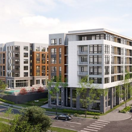 NRP Highland District, Modera at Kirkwood, Ames Center revelopment, Rosslyn show appetite for luxury rentals