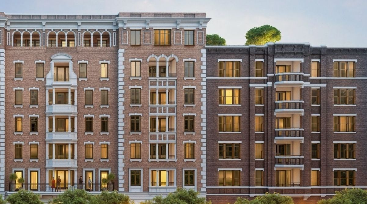 A new marketing campaign has announced the Ritz-Carlton Residences in Chevy Chase
