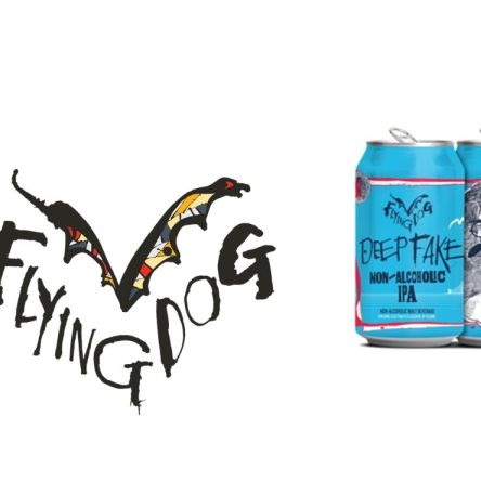 Flying Dog Brewery released Deepfake IPA, its first non-alcoholic beer