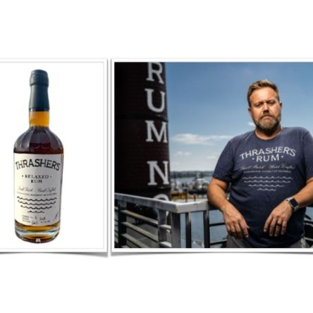 Todd Thrasher, founder and owner of Potomac Distilling Company and former scuba dive master, will release a new rum in August