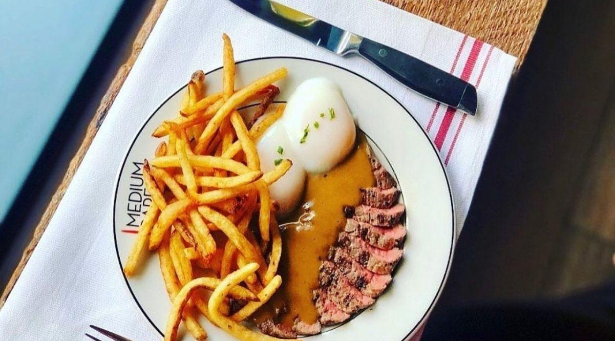 Medium Rare, a destination spot in Metropolitan Washington for steak frites, will be expanding to Raleigh, North Carolina
