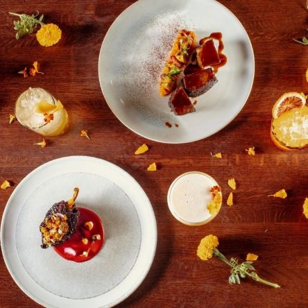dLeña by Chef Richard Sandoval will launch a Día de los Muertos multi-sensory dining experience this fall