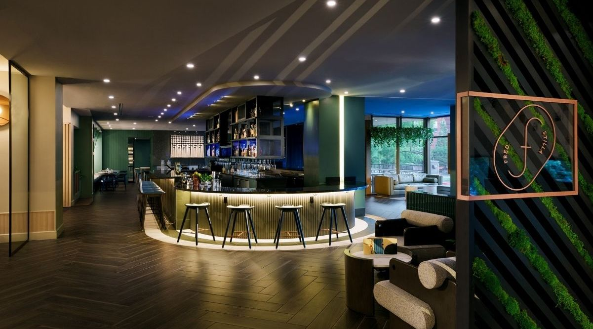 Fred & Stilla at The Ven at Embassy Row has arrived, announced Crescent Hotels and Resorts