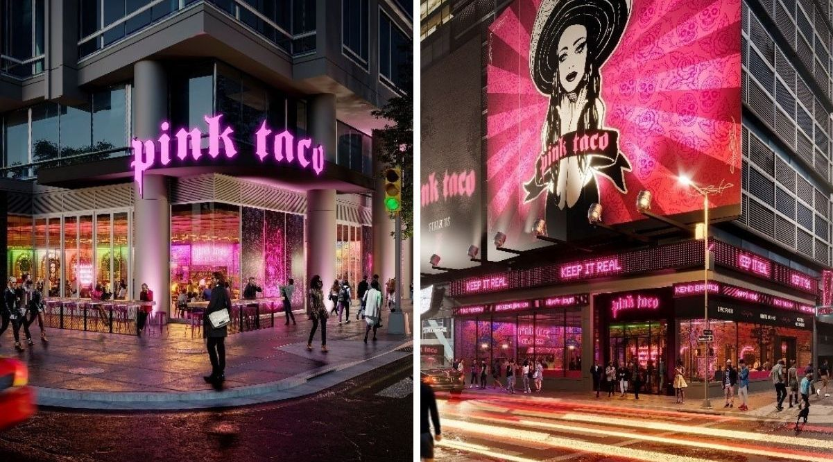 Pink Taco will make its Washington, DC debut in our Navy Yard neighborhood, just two blocks from Nationals Park