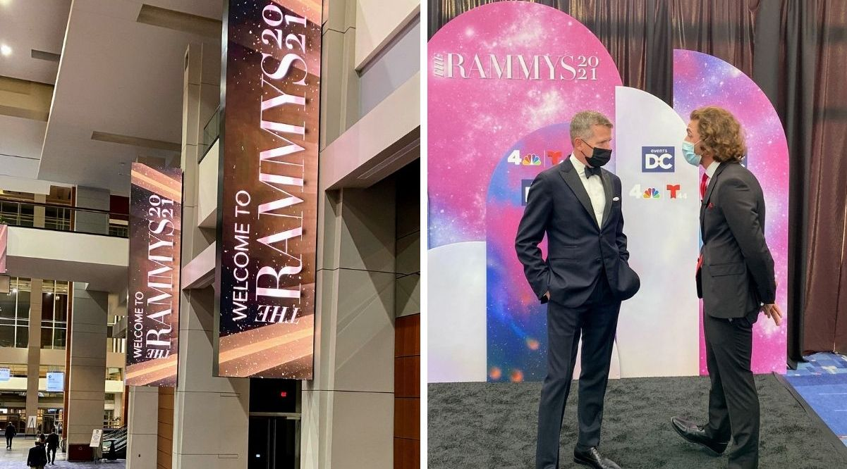 The Restaurant Association of Metropolitan Washington (RAMW) announced the winners of the 2021 RAMMYS at an awards dinner celebrated last night at the Walter E. Convention Center