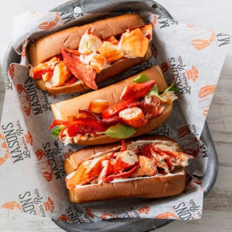 With a flagship location in Annapolis, Md. Mason's Famous Lobster Rolls dates back to 2014,  evolving into a fast-casual concept importing seafood-centric comfort food from Maine