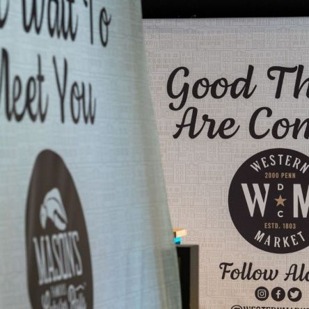 Phase II of Foggy Bottom's new food hall, Western Market, will be unveiled this fall, with concepts like Alitiko, Bandoola Bowl and Nim Ali slated to join the dining collection there
